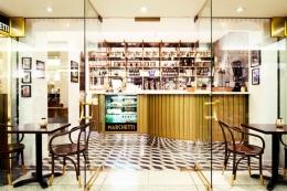 Marchetti Cafe, Brisbane CBD